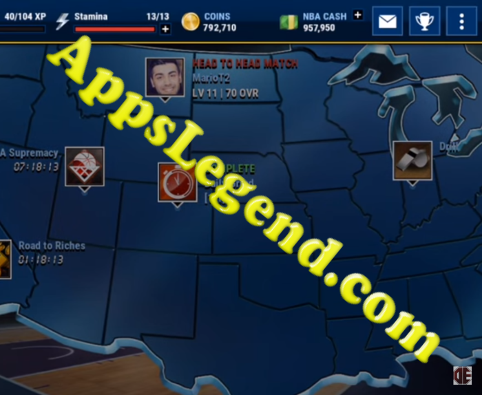NBA. LIVE. Mobile. Hack. Cheats. Tool. 2016. No. Survey. - iHackMyi