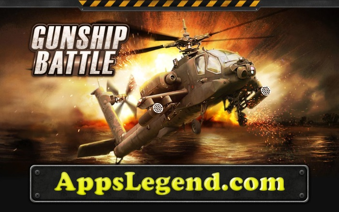 gunship_battle_second_war_logo